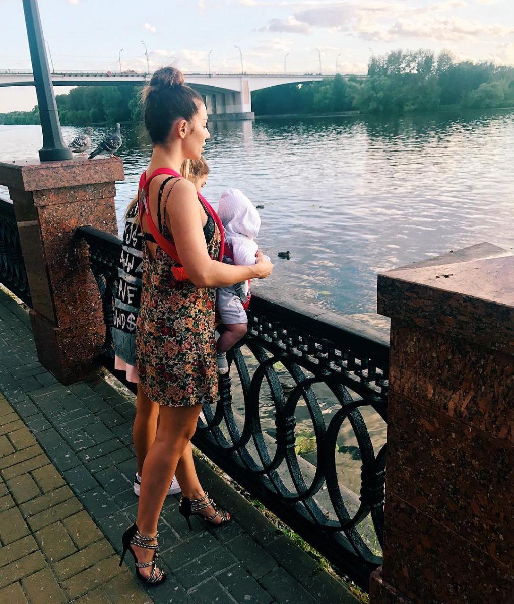 """Анна Седокова опубликовала фото 6-месячного сына Гектора: """"Дети - это самое лучшее, что было и есть у меня в жизни!"""""""