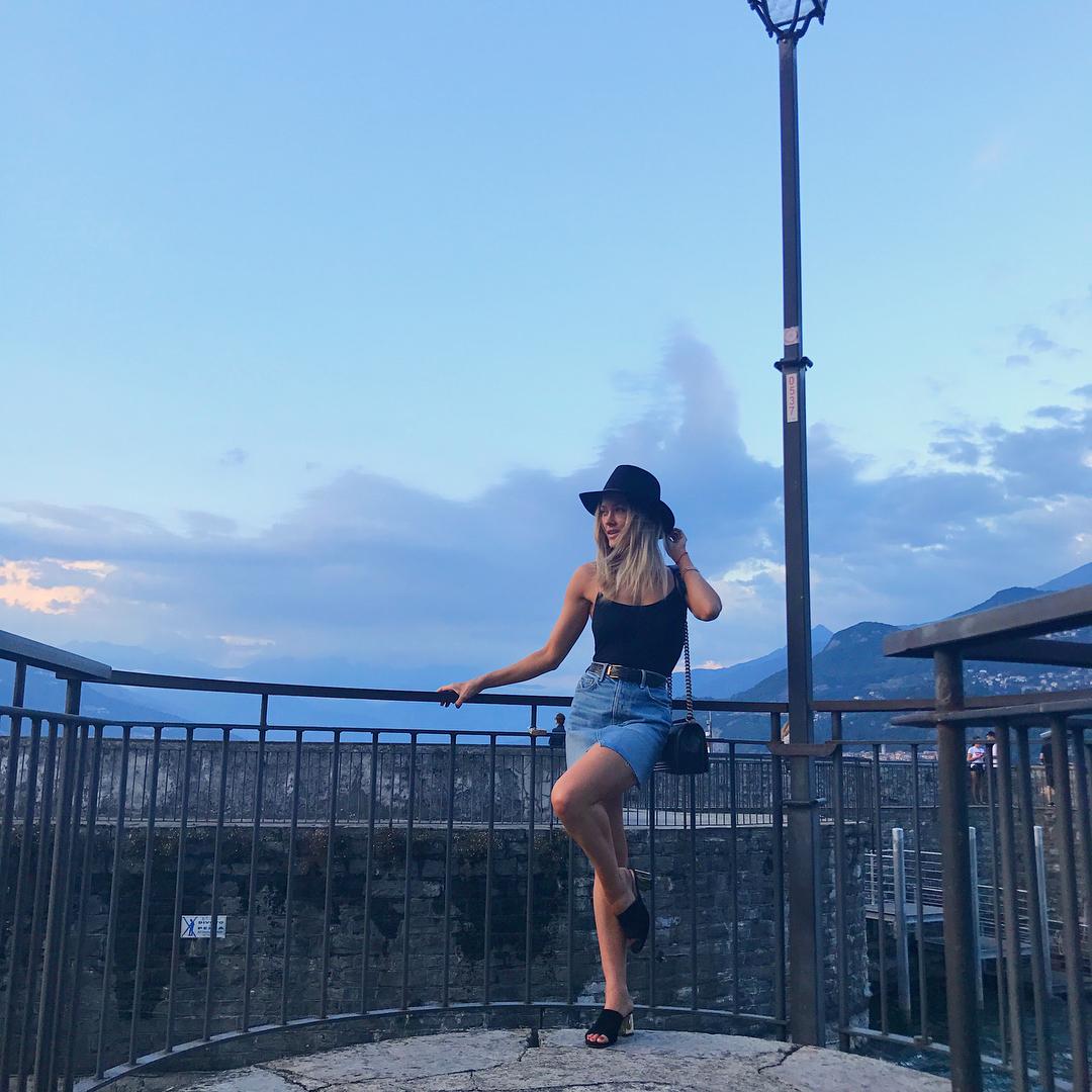 Время для двоих: Максим Чмерковский и Пета Маргатройд улетели на медовый месяц в Италию