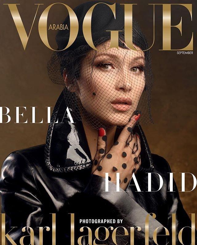 Это успех: Белла Хадид украсила обложки сразу трех популярных изданий