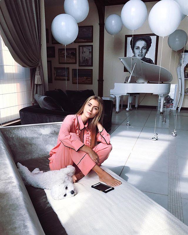 Настоящая модель: новые потрясающие фотографии красавицы-внучки Софии Ротару