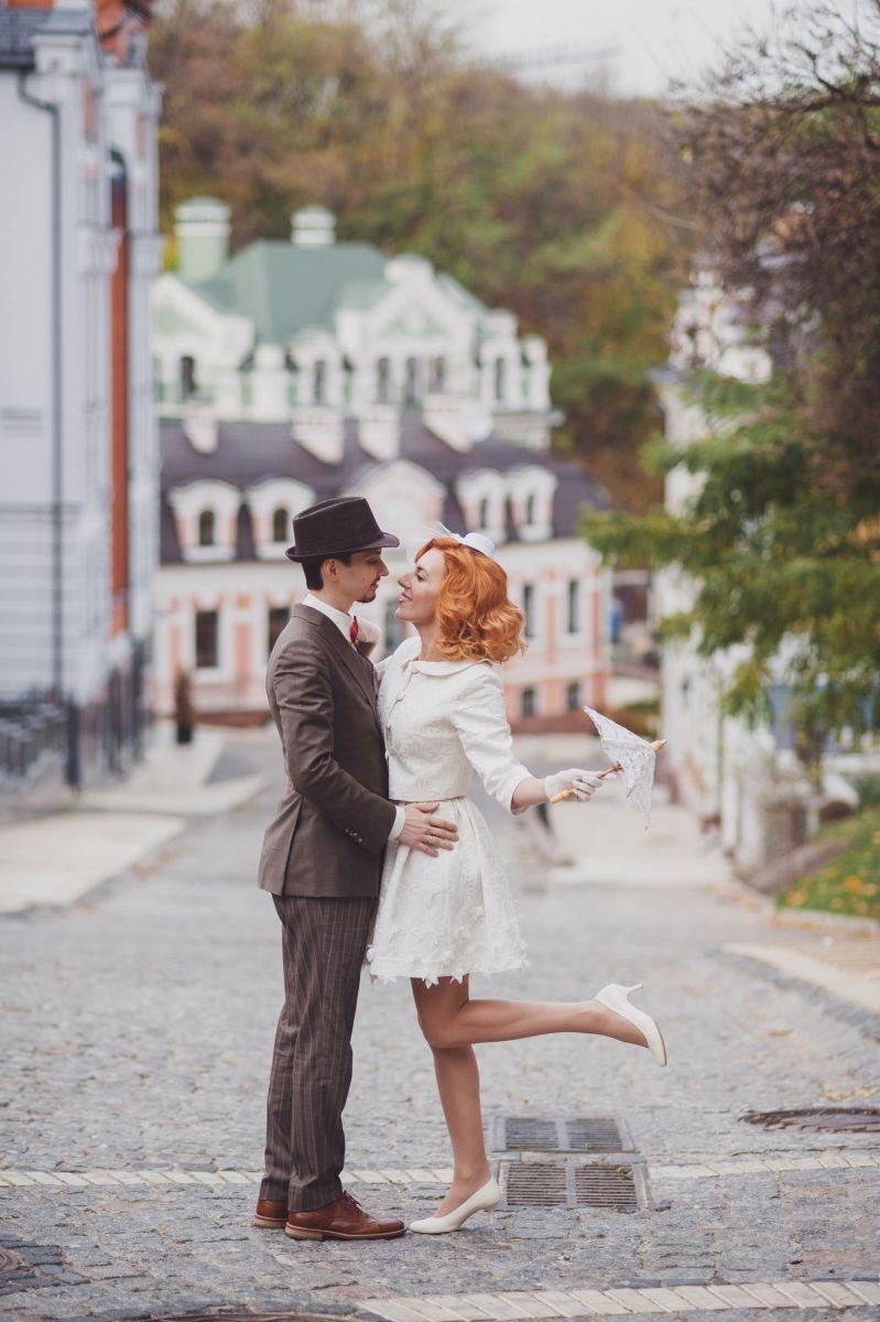 Иллария с мужем