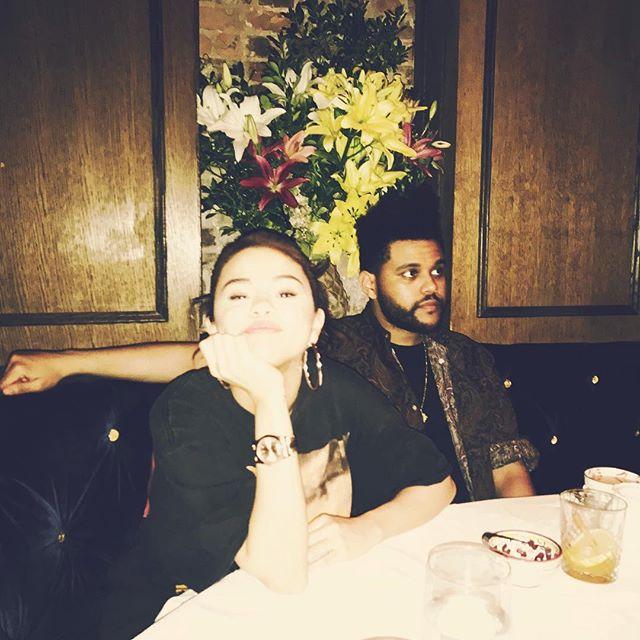 Селена Гомес впервые прокомментировала расставание с The Weeknd
