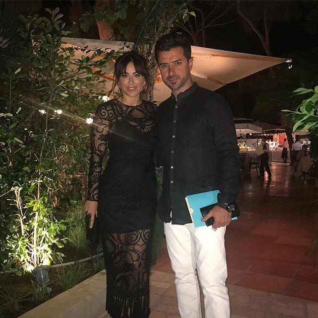 Лучшие друзья: Ани Лорак отдыхает с Сергеем Лазаревым в Сардании