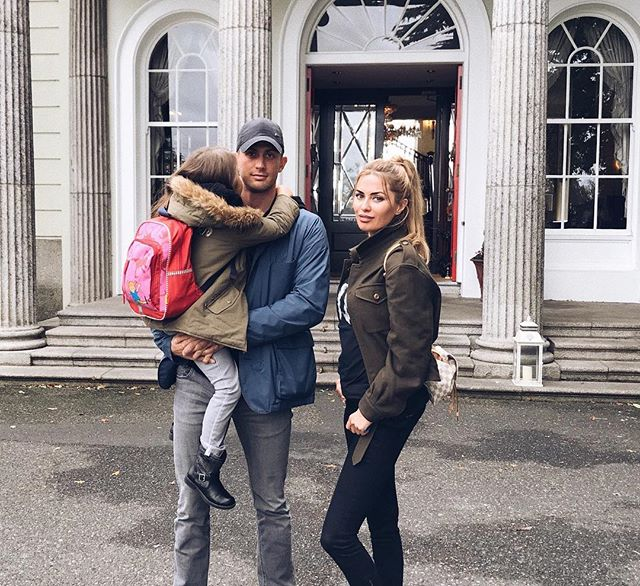 Снова вместе? Виктория Боня показала семейную идиллию с Алексом Смерфитом и из дочкой