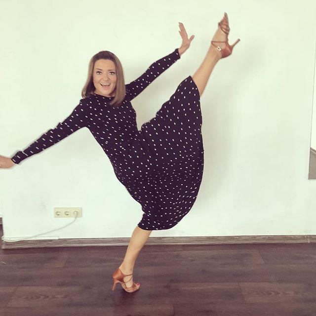 Наталья Могилевская показала идеальную растяжку