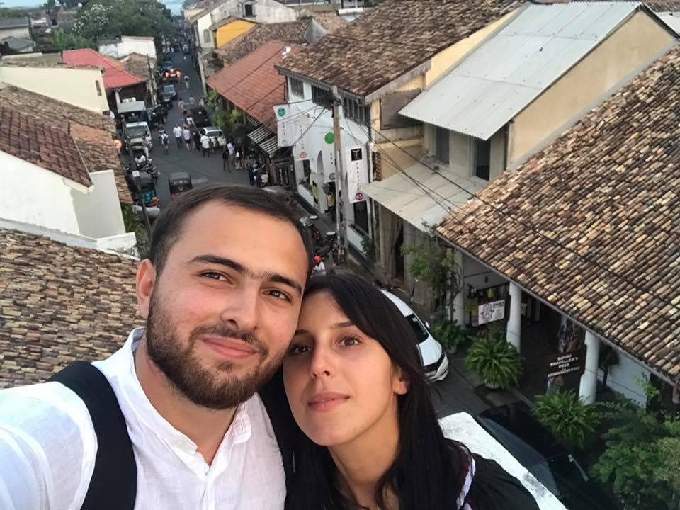 Джамала и ее муж Бекир Сулейманов
