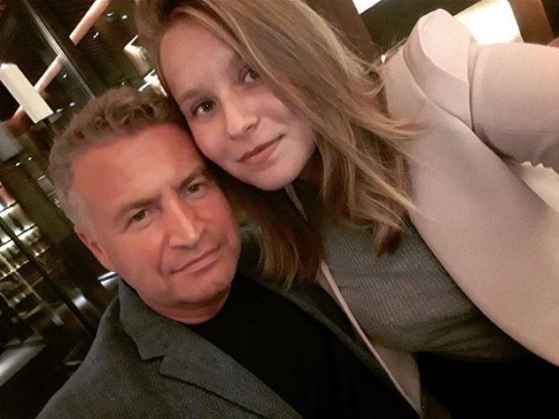 """Леонид Агутин показал старшую дочь: """"Скучаю по ней"""""""