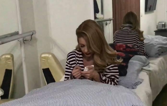 Тина Кароль поселилась во Дворце Украина