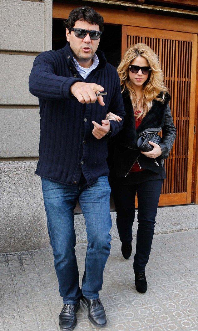 В форме: Шакира продемонстрировала стройную фигуру после рождения сына