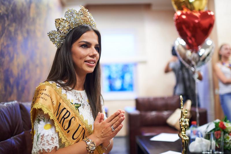 """Украинка победила на конкурсе """"Миссис Вселенная-2016"""""""
