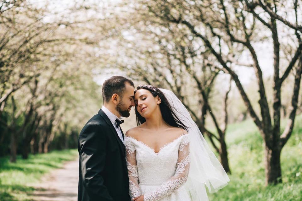 Новые свадебные фото Джамалы и Бекира Сулейманова