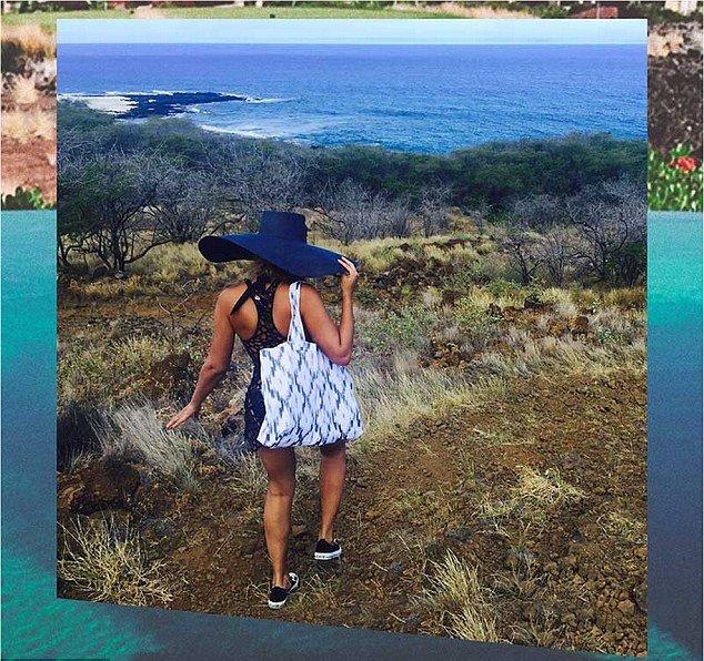 Пляжная эротика: Бейонсе показала откровенные фото с отдыха