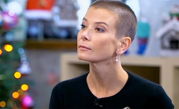 """Юлия Высоцкая жалеет о стрижке: """"Я жду не дождусь, когда волосы вновь отрастут!"""""""