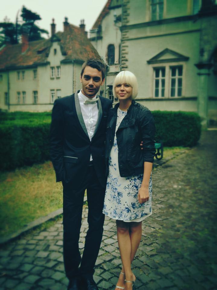Onuka и солист группы The Maneken сыграли свадьбу