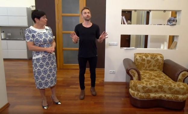 Дмитрий Шепелев показал роскошную квартиру, в которой живет с сыном