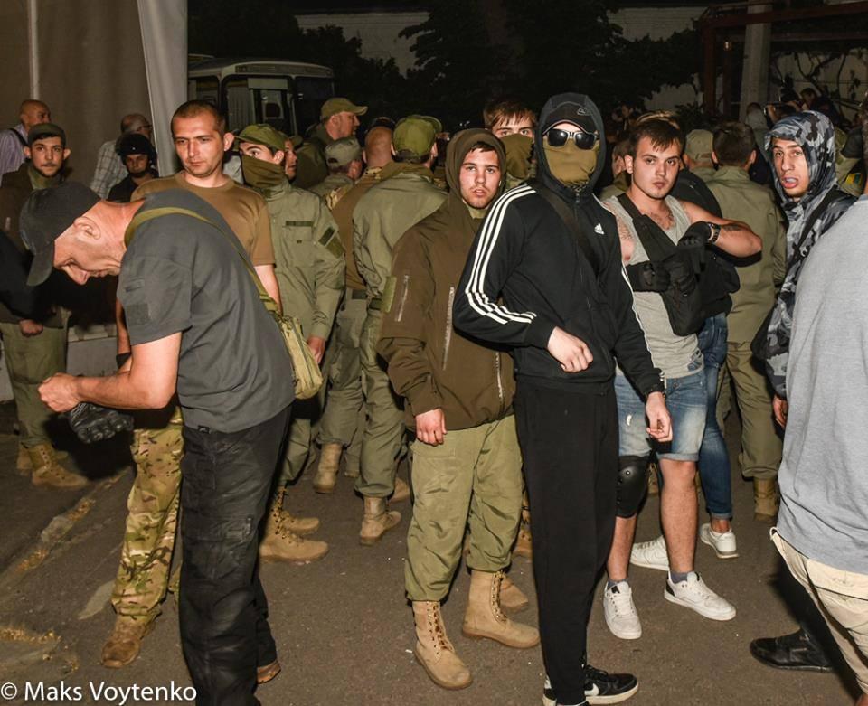 Из-за угроз и провокаций в Одессе отменили концерт Лободы