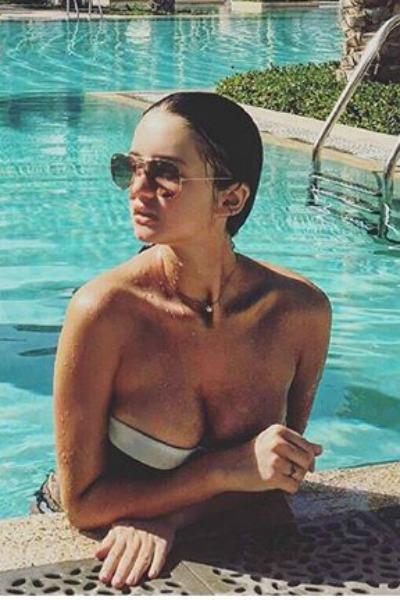 Певица Слава показала пикантные фото своей 16-летней дочери