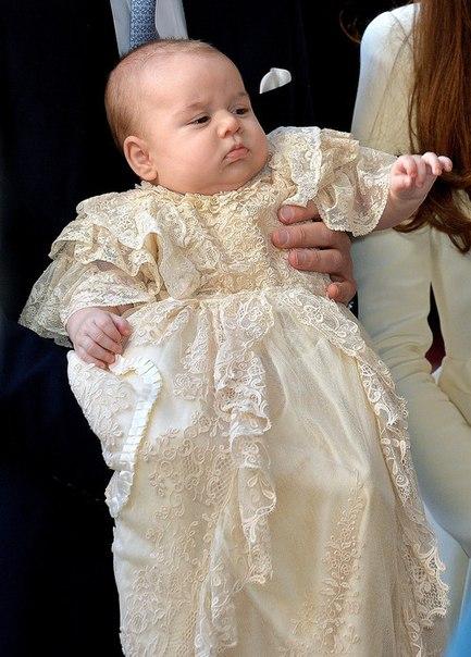 принц георг крестины