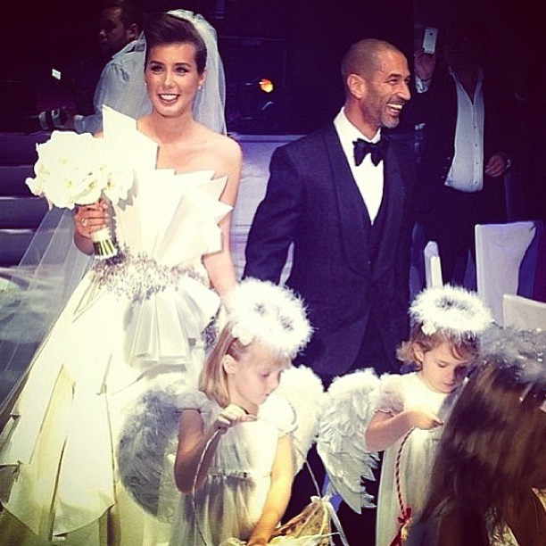 Кети Топурия вышла замуж свадьба фото