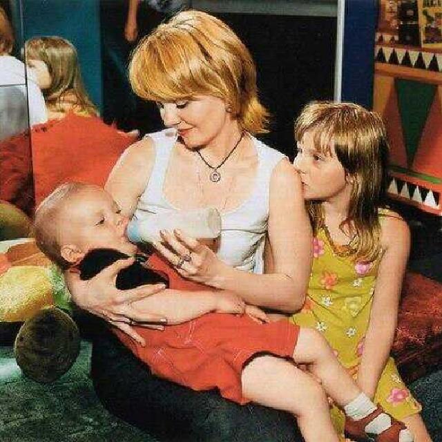 Певица Валерия дети сын дочь фото