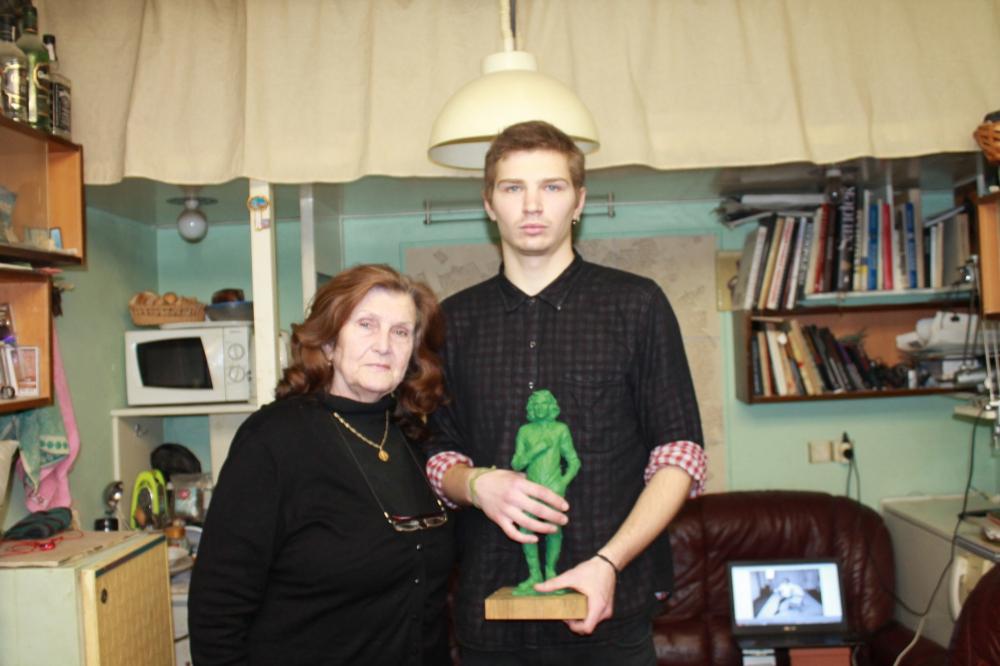 Студент хочет установить памятник Скрябину в центре Киева