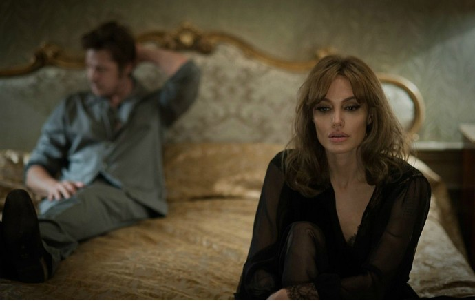 Анджелина Джоли приревновала Брэда Питта к няне детей