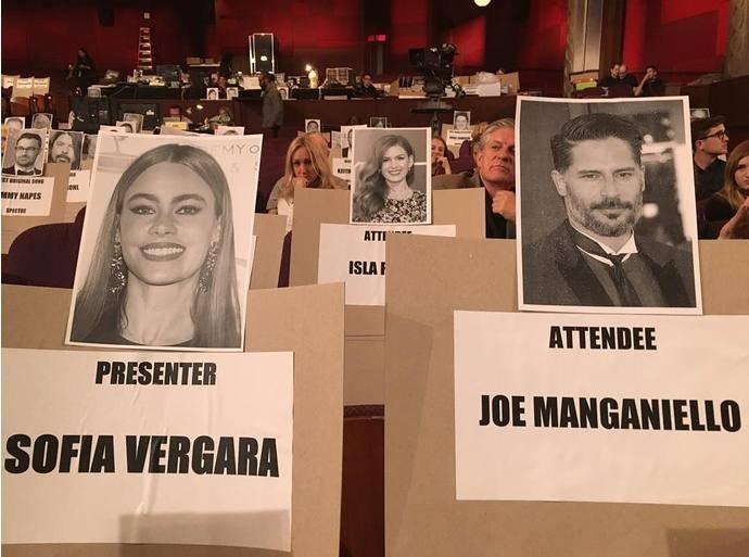 """""""Оскар-2016"""" в Instagram: что делали звезды за кулисами церемонии"""