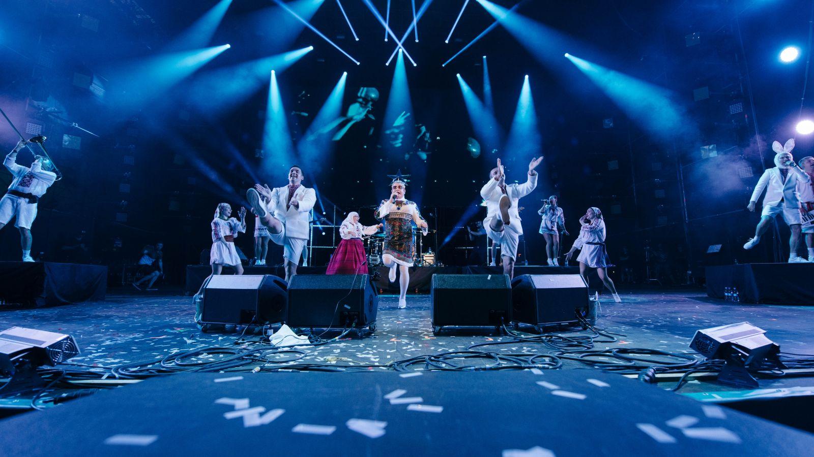 Звезда вернулась: триумфальное возвращение Верки Сердючки на сцене Atlas Weekend 2017