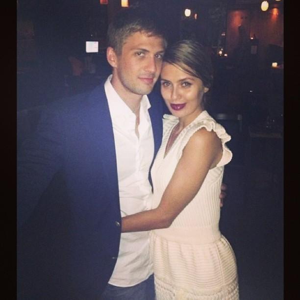 викиория боня и муж фото