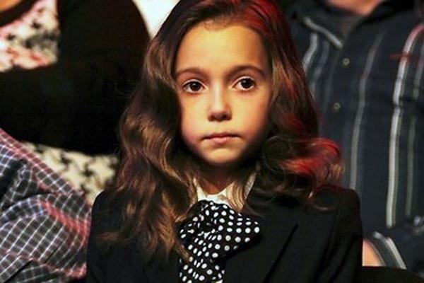 дочь Оксаны Марченко