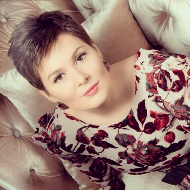 Мария Кожевникова фото