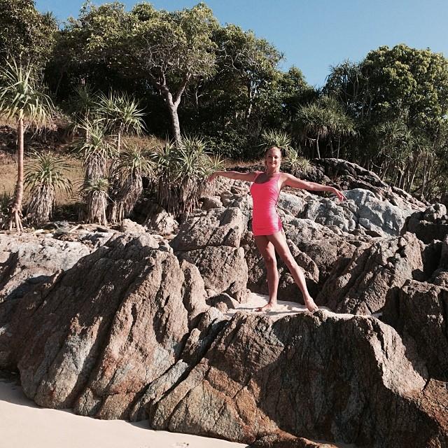 волочкова таиланд отдых на пляже фото инстаграм 2014
