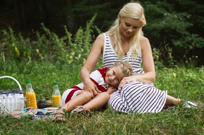 Лидия Таран дочь фото