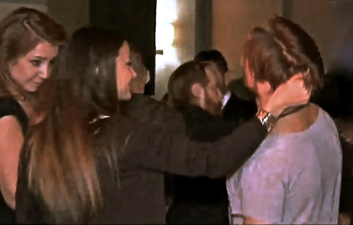 муж Лободы Андрей Царь развлекается с другими девушками