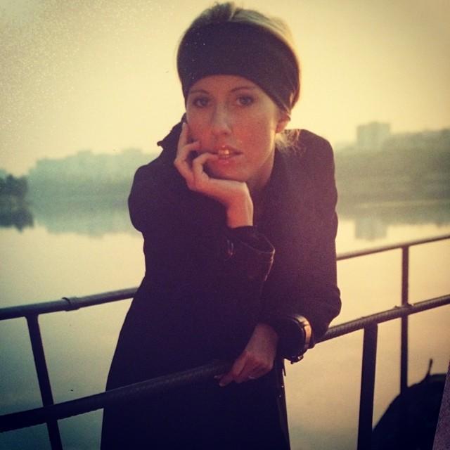 Ксения Собчак фото в юности молодости детстве твиттер инстаграм