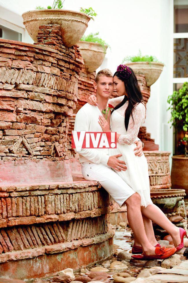 Соломия Витвицкая выходит замуж свадьба жених фото