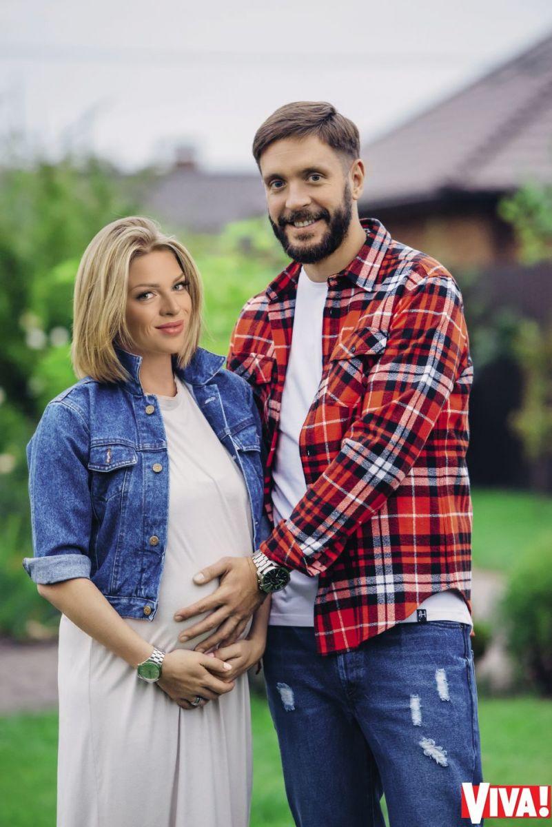 Яна Глущенко беременна