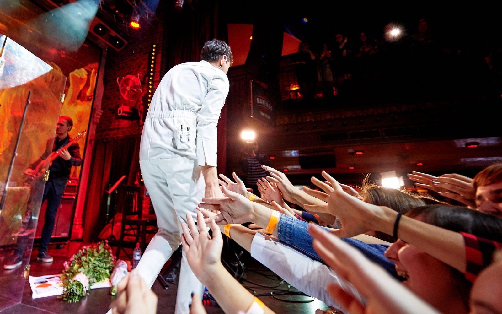 Опьяненные талантом: Alekseev взорвал публику своим первым альбомом Alekseev,Alekseev фото,Алексеев,Алексеев фото