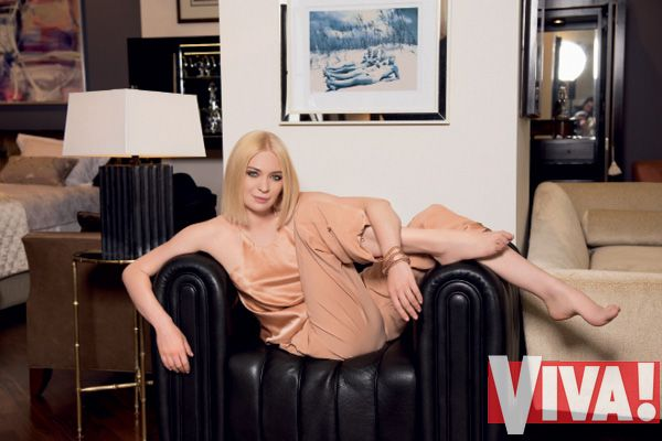 Alloise в журнале Viva!