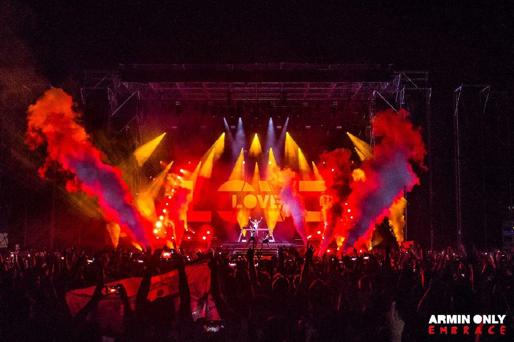 Armin Van Buuren в Киеве 2017