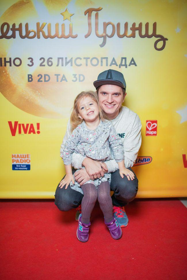 Анатолий Анатолич с дочкой