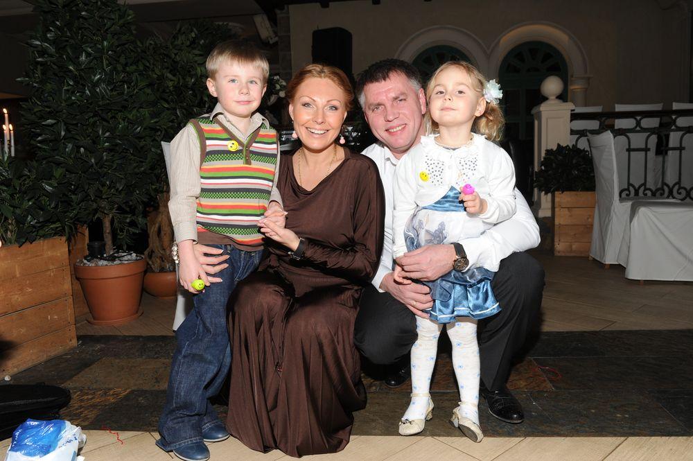 Наталья Бочкарева с семьей Лена Букина Счастливы вместе