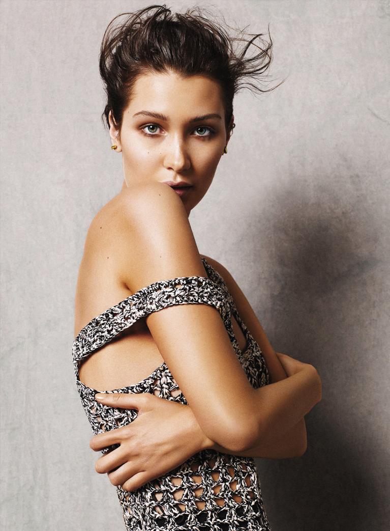 Белла Хадид стала новым лицом модного дома Dior