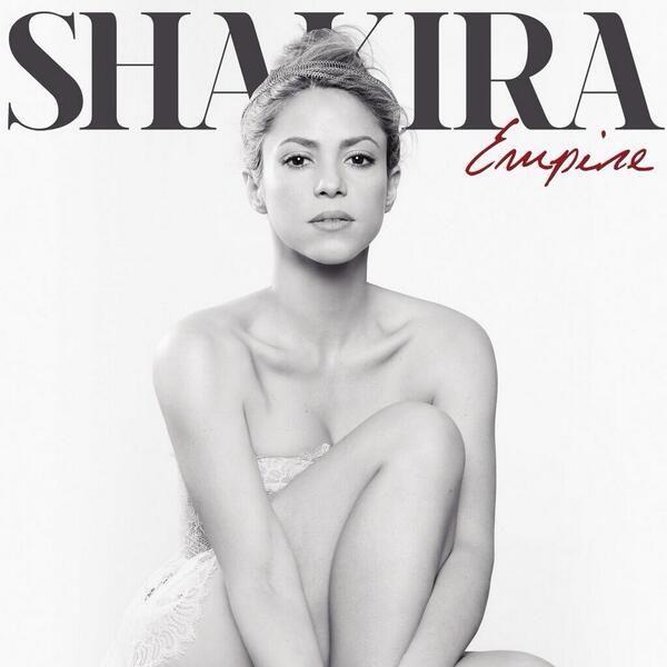 Шакира новое фото