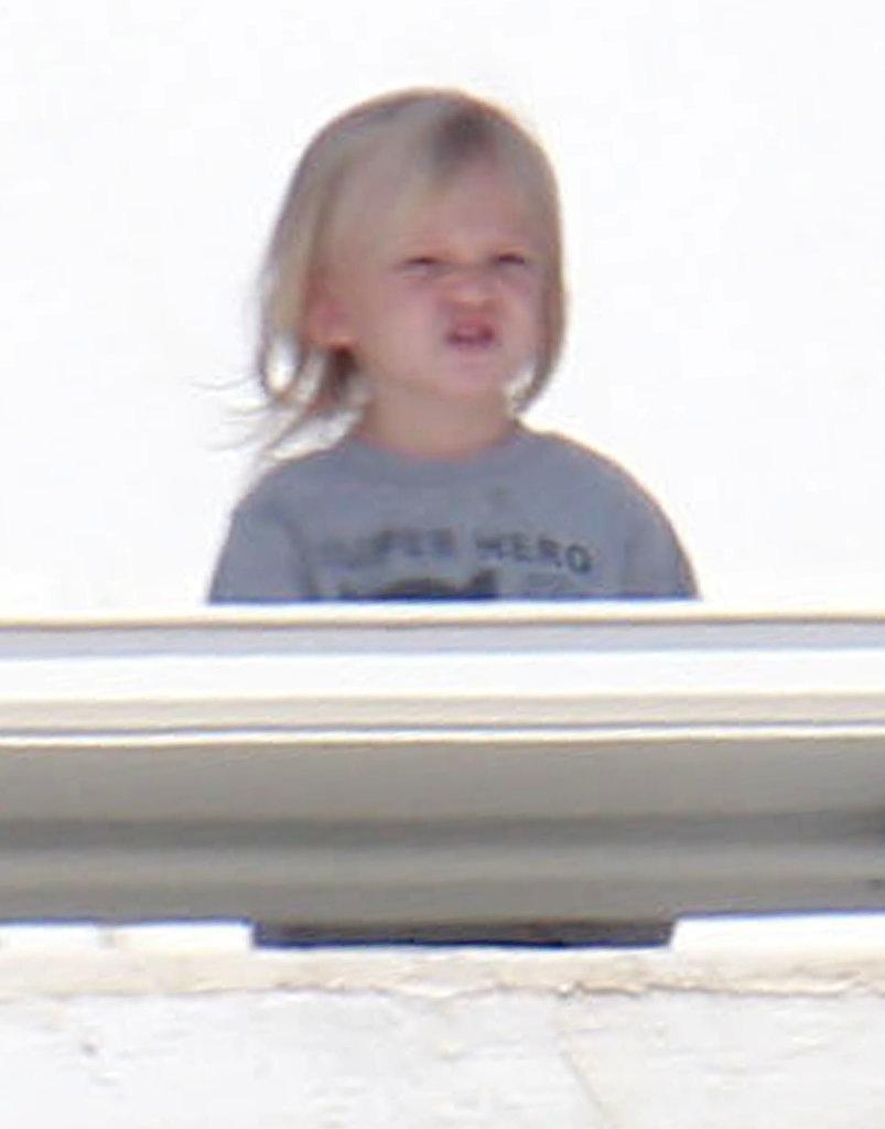 Кейт Хадсон фото сын