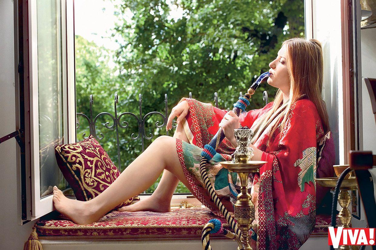 уникальные фото Натальи Могилевская из архива Viva!