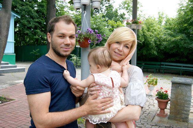 Лера Черненко дочь фото