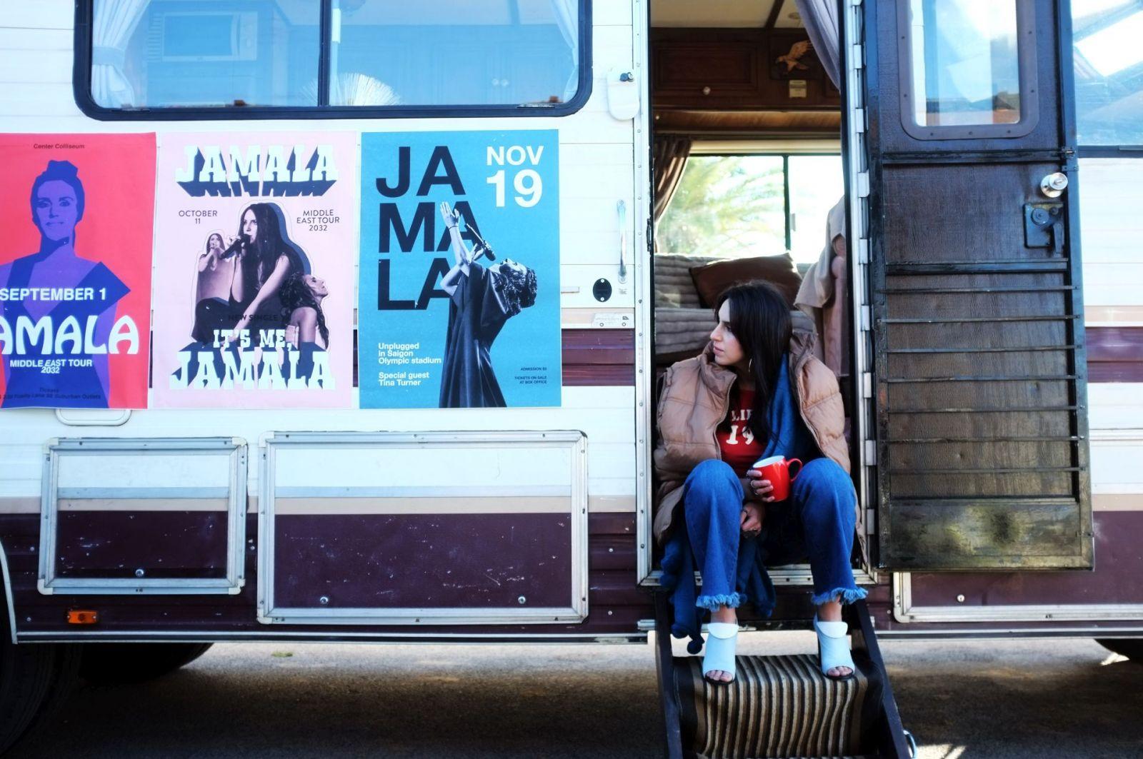 Так нежно и безумно красиво: Джамала представила клип Сумую