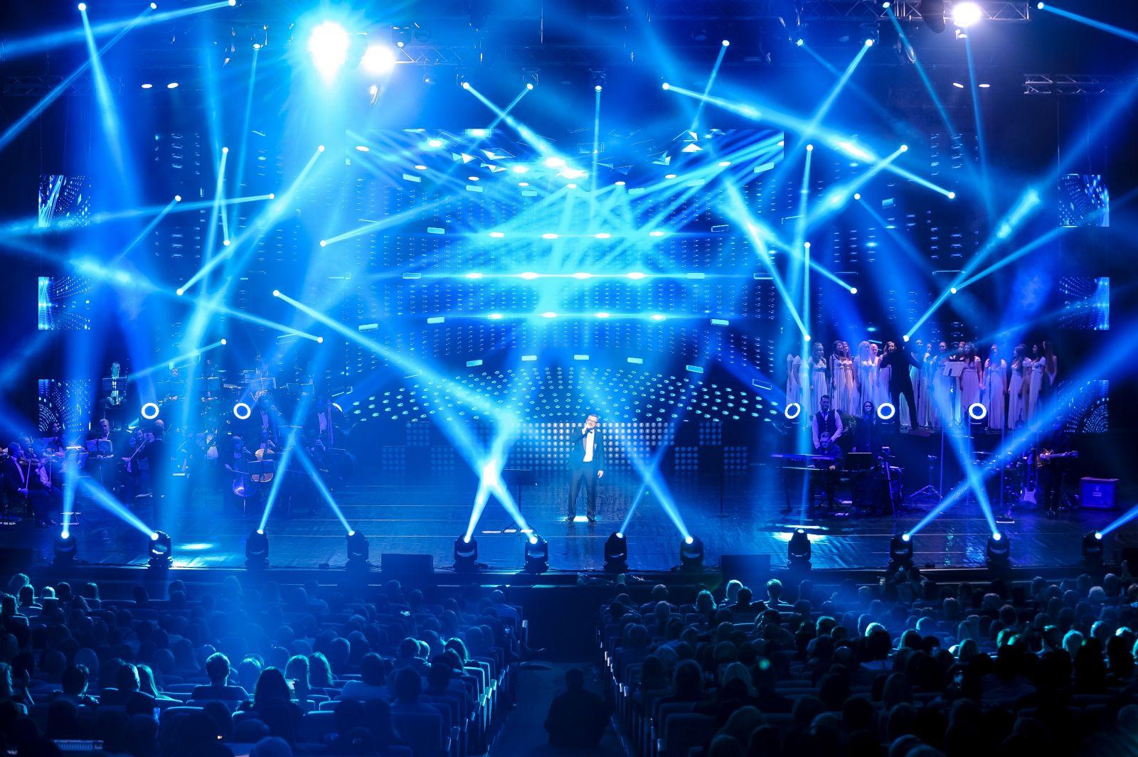Александр Пономарев выступил в Киеве с большим сольным концертом