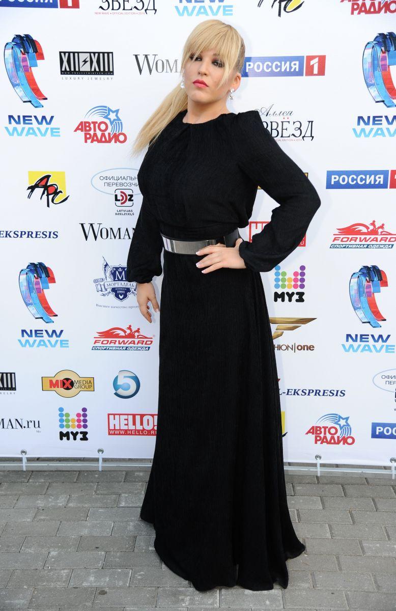 Ирина Дубцова сразила наповал стройной фигурой
